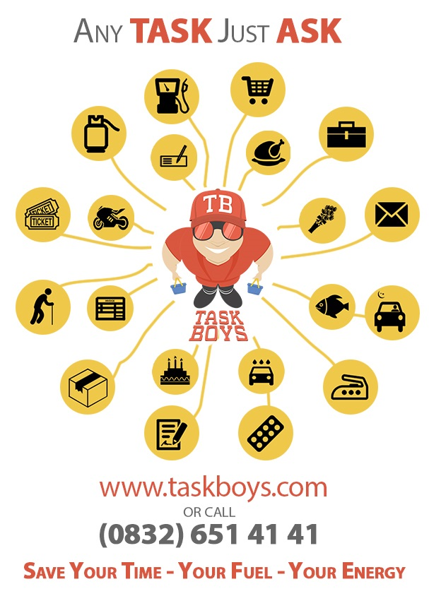 taskboys a platform launched to complete your daily tasks in goa