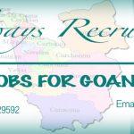 Jobs for Goan